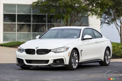 Photos de la BMW 435i ZHP 2016