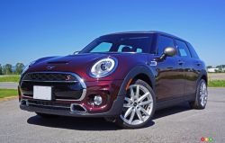 Will the 2016 MINI Cooper S clubman be a hit?