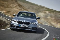 The seventh generation of the BMW 5 Series Sedan will cut a sporty, elegant and stylish figure when it hits the roads in markets around the world in February 2017. Further enhanced dynamics, an unbeatable line-up of assistance systems, an unmatched degree of connectivity and a new and innovative operating system are the most important new features.