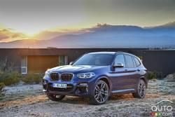 Le nouveau BMW X3 est prêt à écrire un autre chapitre de son histoire à succès
