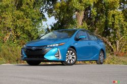 We drive the 2020 Toyota Prius Prime