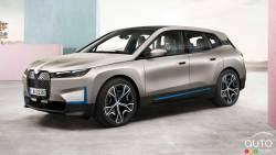 Introducing the 2022 BMW iX