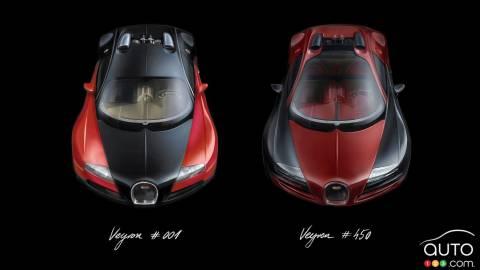 Bugatti Veyron La Finale pictures
