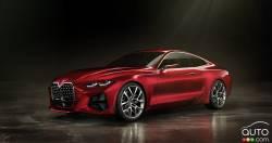 Voici la BMW Concept 4