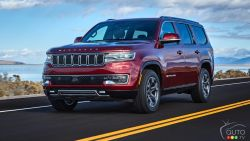 Voici le Jeep Wagoneer 2022