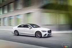 Introducing the 2021 Mercedes-Benz S-Class