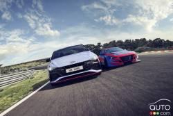 Voici la Hyundai Elantra N (Europe) 2022