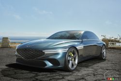 Introducing the Genesis X concept