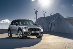 Today the biggest, most adventurous MINI ever was introduced, the all-new 2017 MINI Countryman. That's not all. For the first time ever, a MINI model will be offered as a plug-in hybrid, combining the best of both worlds.