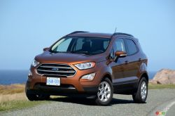 2018 Ford EcoSport: a first trip to Newfoundland