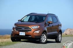 Ford EcoSport 2018 : une première virée à Terre-Neuve
