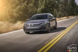 Introducing the new 2020 Volkswagen Passat