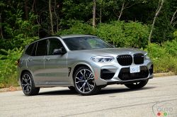We drive the 2020 BMW X3 M