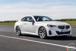 Voici la BMW Série 2 2022