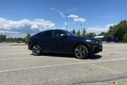 We drive the 2020 BMW X6 M50i