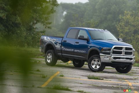 Photos du Ram 2500 Power Wagon 2015