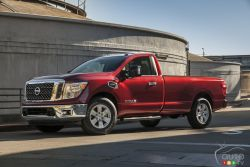 Nissan launches another variation of their amazing Titan truck line. Check it out.