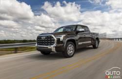We drive the 2022 Toyota Tundra