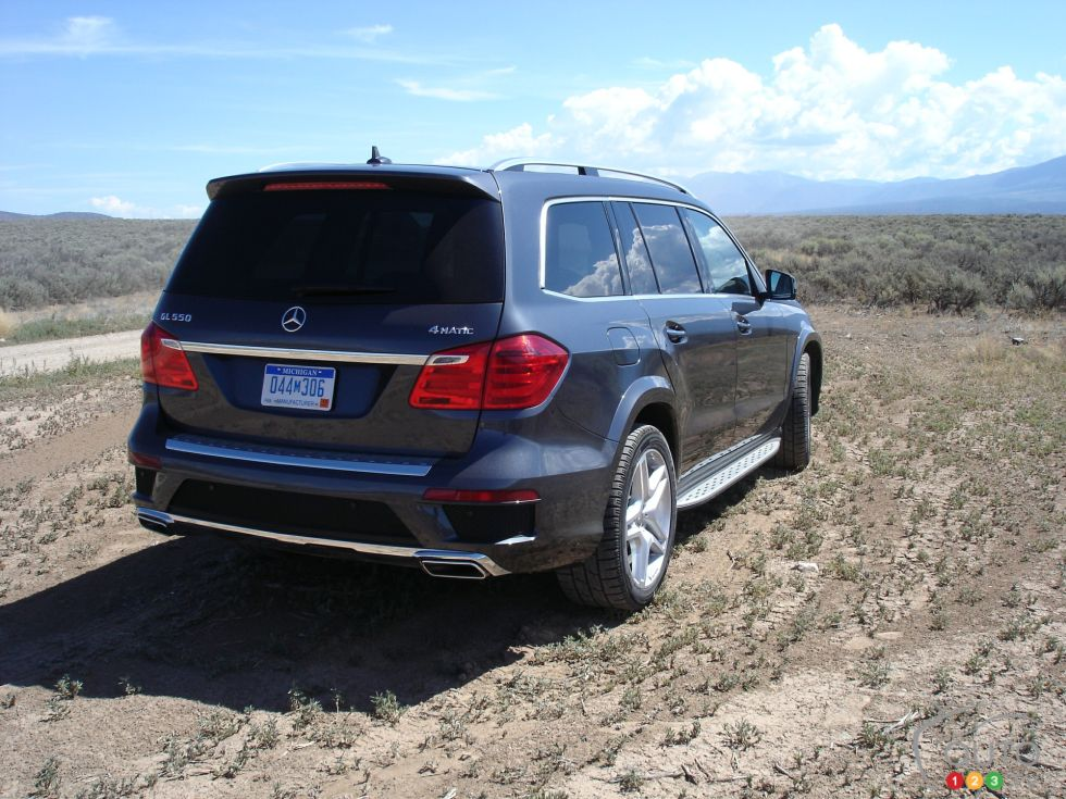 2013 Mercedes-Benz GL-Class picture on Auto123.tv