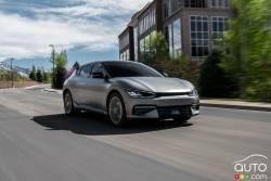 Introducing the 2022 Kia EV6