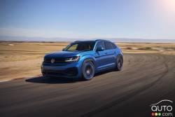 Voici le Volkswagen Atlas Cross Sport GT Concept