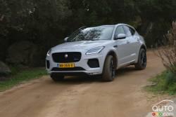 2018 Jaguar E-PACE: We Drove it, and We're Sold