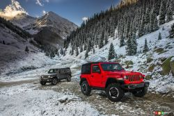 The new 2018 Jeep Wrangler is ready to take on even tougher assignments