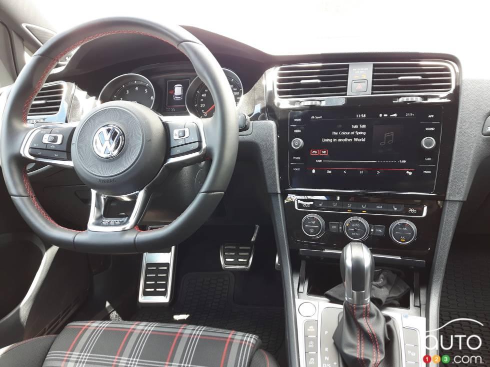 Nous conduisons la Volkswagen Golf GTI 2019