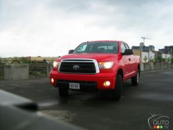 The Tundra does the job it sets out to do, and for a reasonable price in its segment.