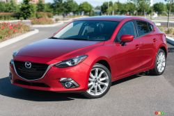 Versatile. Nimble. Striking. The MAZDA3 is all of these things. Designed by perfectionists for perfectionists, the engineers built the MAZDA3 with technology that optimizes driving dynamics, control, fuel economy – and fun.