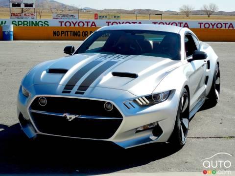 2015 Galpin-Fisker Mustang Rocket pictures