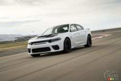 Introducing the 2021 Dodge Charger SRT Hellcat