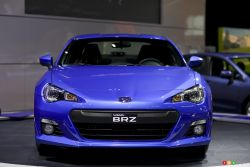 A pure sports car - Like very few cars on the road today, the 2013 Subaru BRZ's purification occurred during gestation. It seems as though you won't find an ounce of fat on the BRZ. Weighing in at a lowly 2,770 pounds, this new sports car is lighter than most of its competitors.