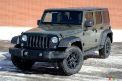 Is the 2016 Jeep Wrangler Unlimited Willys the best compromise for a Wrangler? The answer can be found in our review.