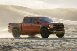 Voici le Ford F-150 Raptor 2021