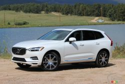2018 Volvo XC60 T8 First Drive: The can't-miss crossover