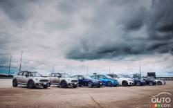 BMW offre le plus grand nombre de modèles électrifiés au Canada avec 7