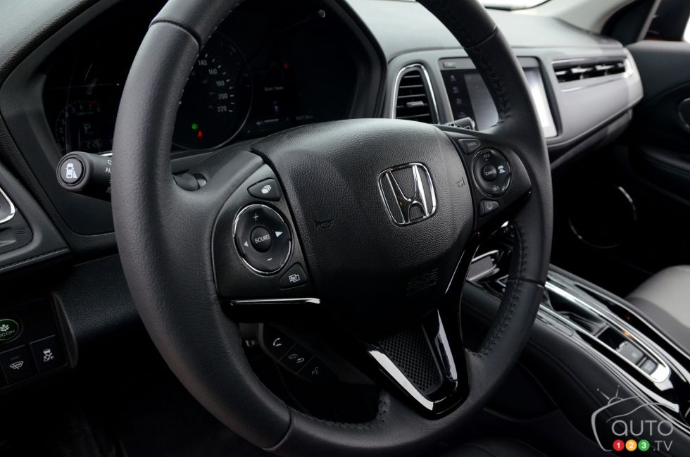 We drive the 2019 Honda HR-V
