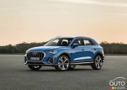 Le nouveau Audi Q3 2019