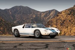 Here is 1965 Ford GT40 prototype