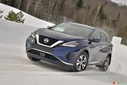 We test drive the 2019 Nissan Murano