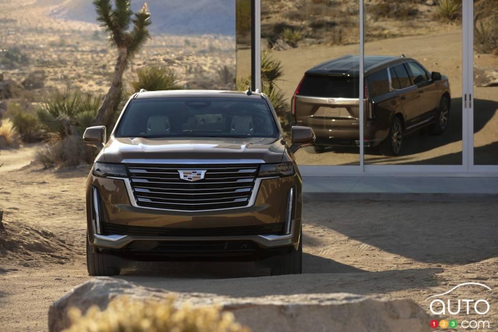 Introducing the 2021 Cadillac Escalade