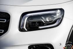 Voici le Mercedes-Benz GLB 2020