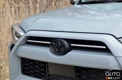Nous conduisons le Toyota 4Runner Trail 2021