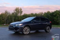 The new 2019 Subaru Crosstrek