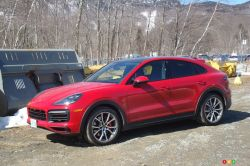 We drive the 2021 Porsche Cayenne GTS Coupe