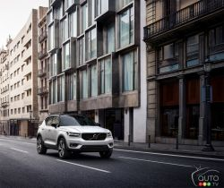 The 2019 Volvo XC40, designed for success!