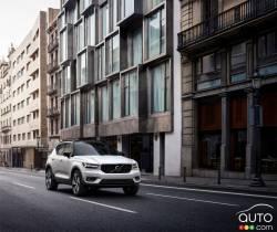 Le Volvo XC40 2019, conçu pour le succès!