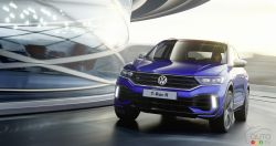 Introducing the new 2019 Volkswagen T-Roc R concept