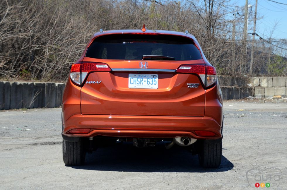 We drive the 2019 Honda HR-V
